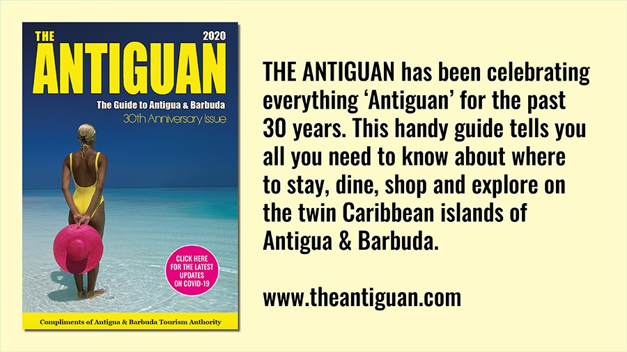 The Antiguan Magazine Cover 2020
