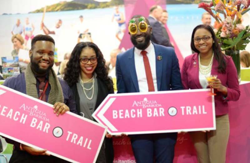 Antigua & Barbuda launches Beach Bar Trail