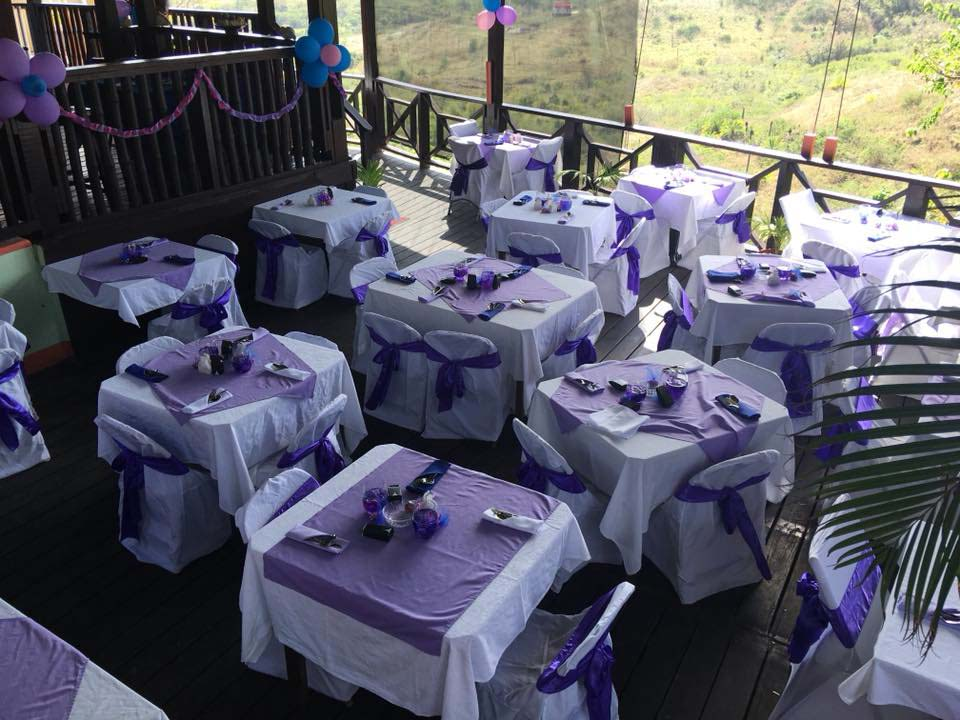 Buba's purple party