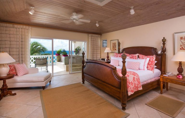 Curtain Bluff - Bedroom