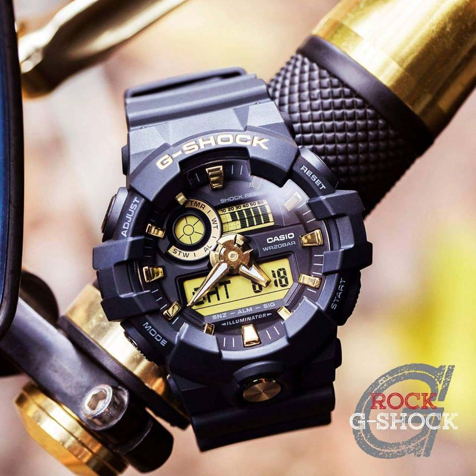 Caribbean Gems G-Shock watch