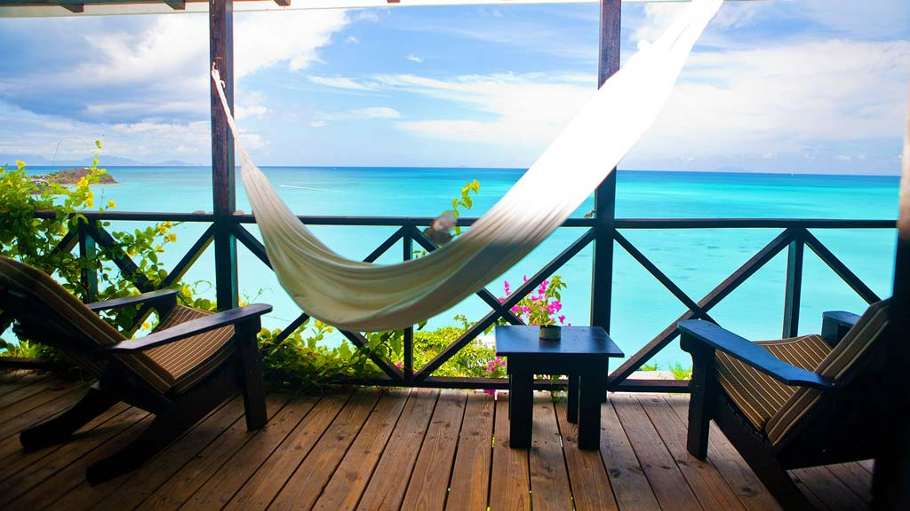 Cocos hammock sea view