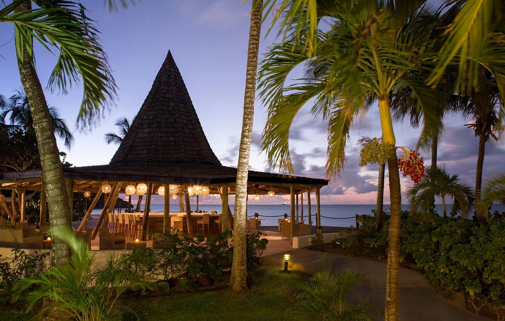 Galley Bay Resort Tee Pee Bar