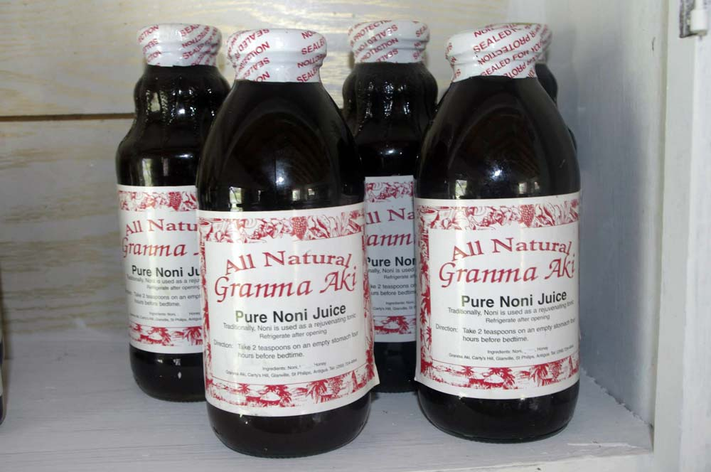 Granma Aki concentrated noni juice
