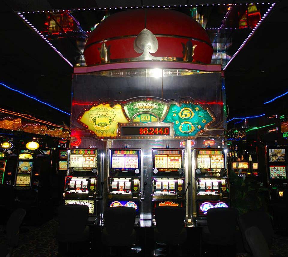 King's Casino progressive slots