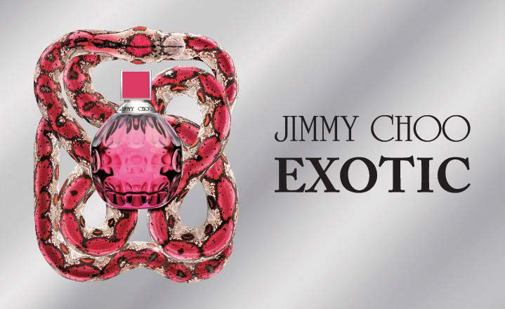 Lipstick Jimmy Choo exotic