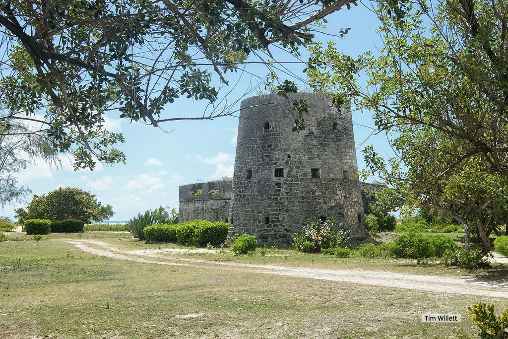 Martello Tower Wide View