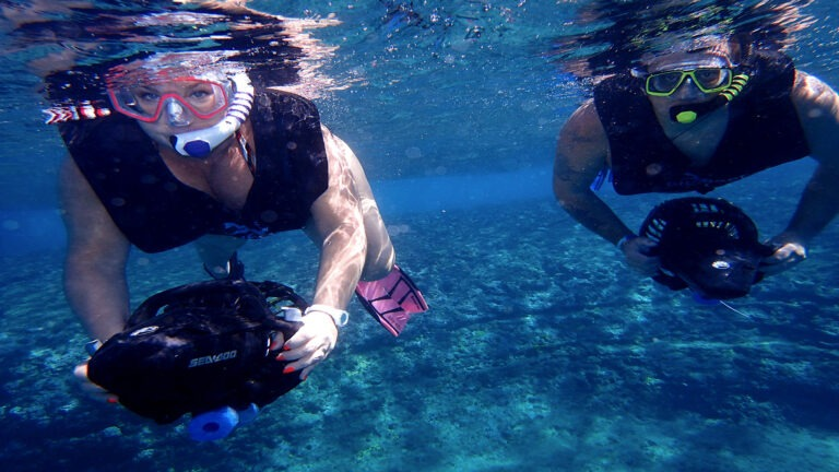 Scooter Snorkeling – Staycation Offer