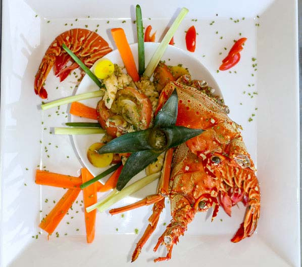 Sottovento lobster