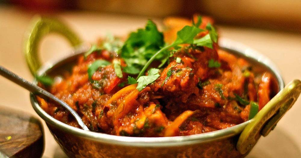 Spices of India chicken jalfrezi