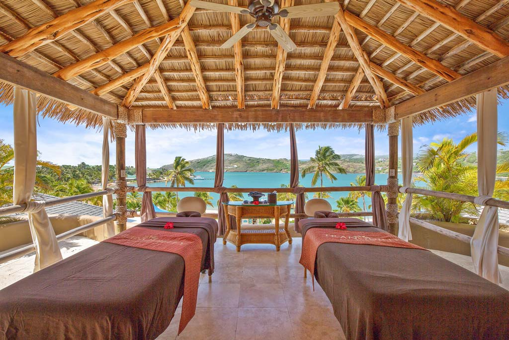 St James Club tranquility spa