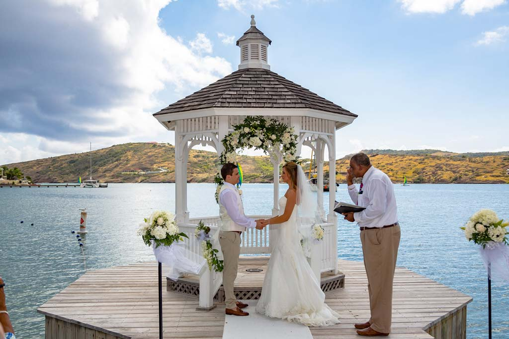 Weddings in Antigua and Barbuda