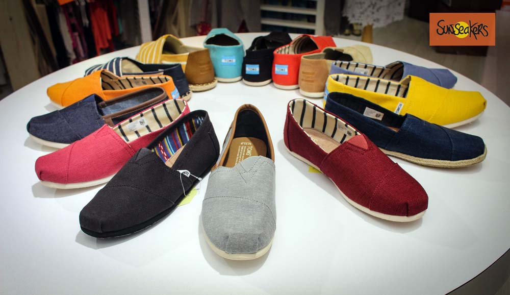 Sunseakers Toms