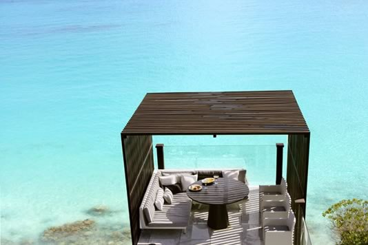 Tamarind Hills Antigua cabana on the water
