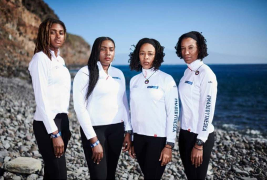 Team Antigua Island Girls