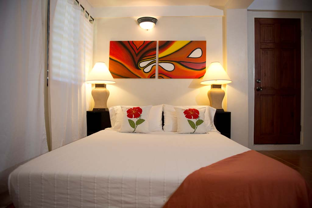 Villa Touloulou Hibiscus room