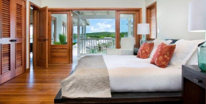 Nonsuch Bay Resort - accommodation_apt bedroom