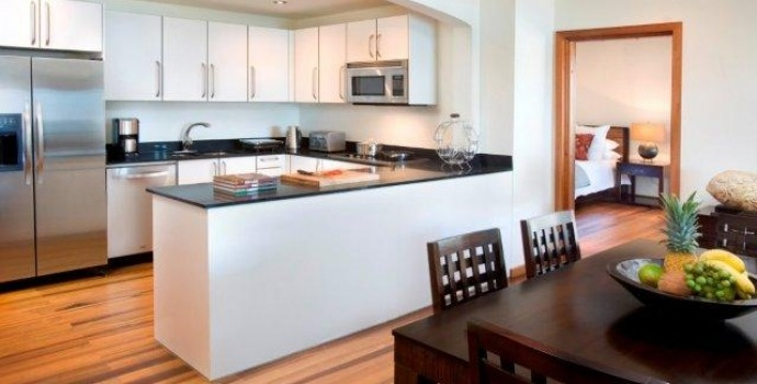 Nonsuch Bay Resort - accommodation_apt kitchen