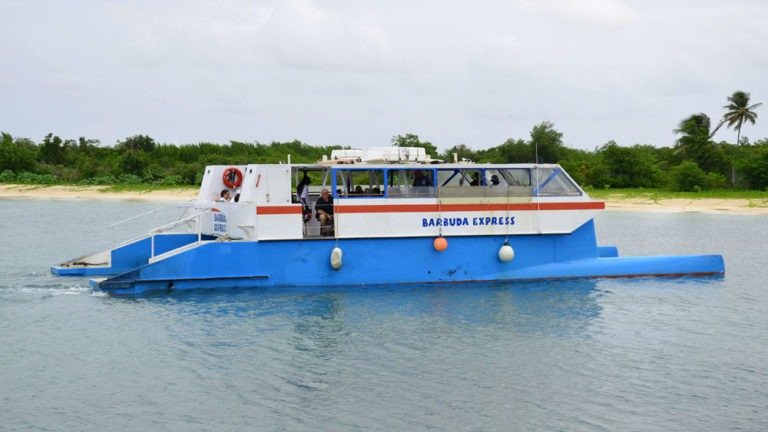 Barbuda Express Ferry Service & Day Tours