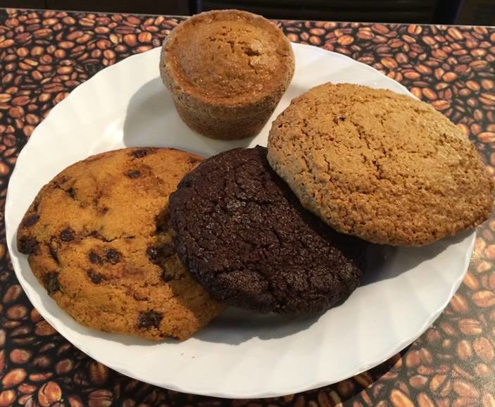 Cafe Bella cookies