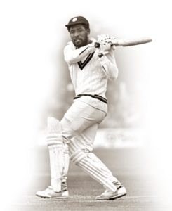 Sir Viv Richards Swing